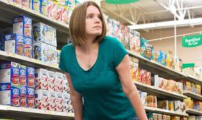 grocery hiding