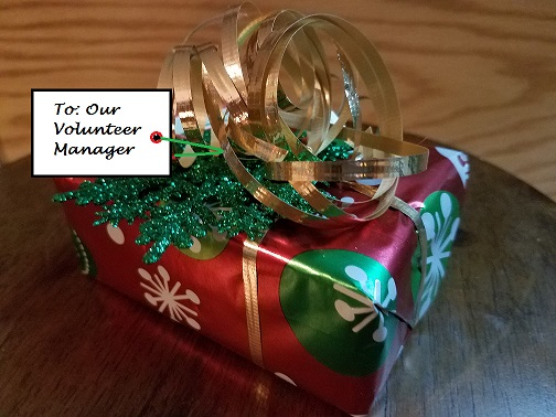 What to Gift Your Volunteer Manager This Year