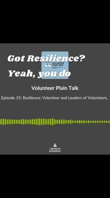 Got Resilience? Yeah, you do
